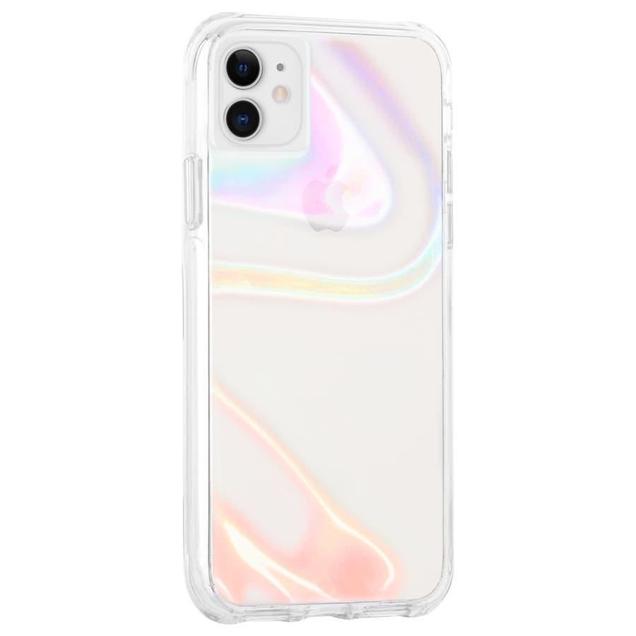 【シャボン玉をイメージした素敵なケース】 iPhone 11 Soap Bubble 3