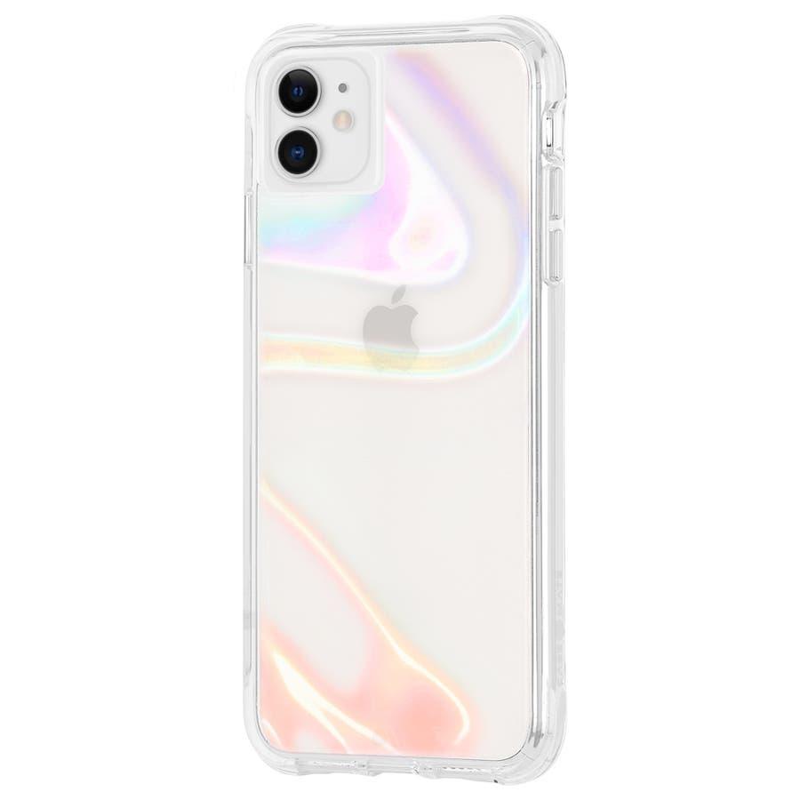 【シャボン玉をイメージした素敵なケース】 iPhone 11 Soap Bubble 4