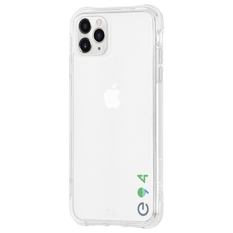【リサイクル素材を使用】iPhone11 ProMax Case Eco94 Eco Clear 4