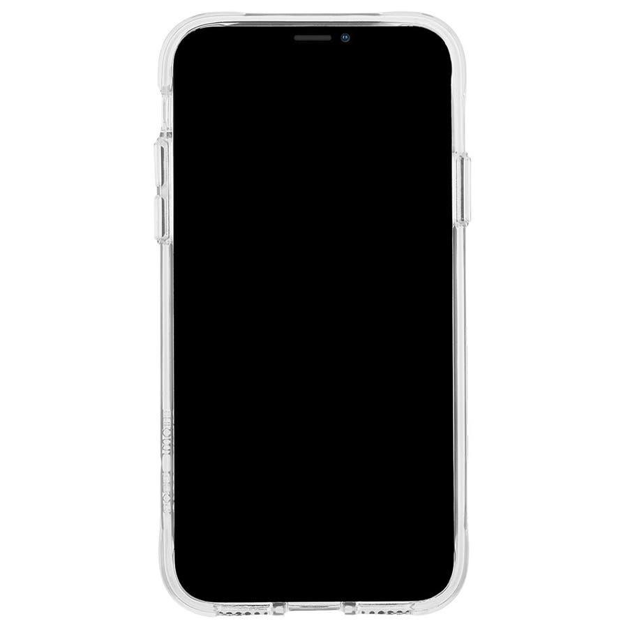 【リサイクル素材を使用】iPhone11 ProMax Case Eco94 Eco Clear 6