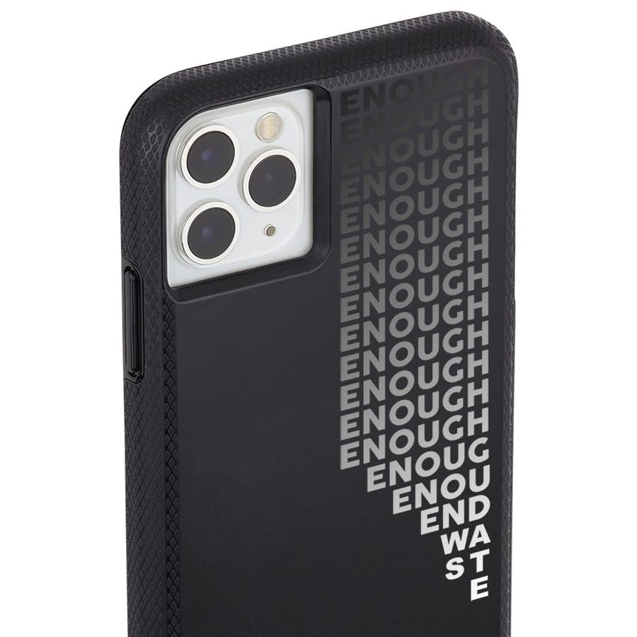 iPhone 11 Pro対応 Eco94 Recycled Enough 1