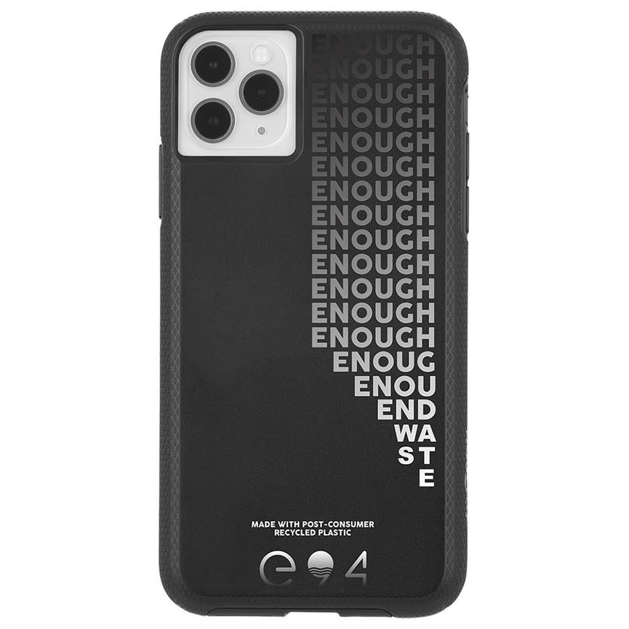 iPhone 11 Pro対応 Eco94 Recycled Enough 2