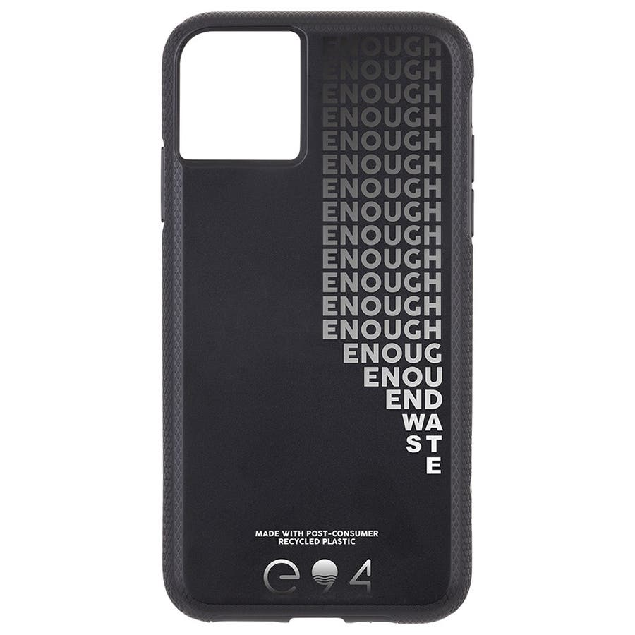 iPhone 11 Pro対応 Eco94 Recycled Enough 7