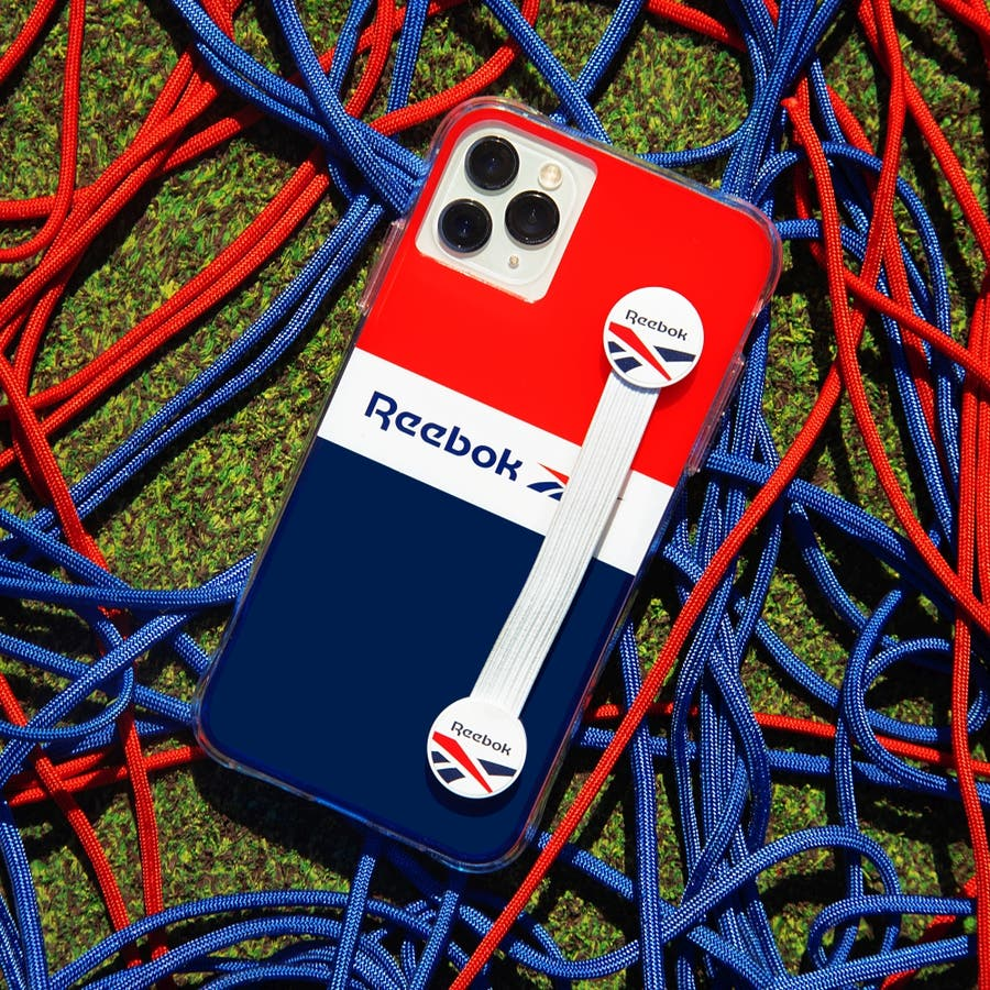 Reebok x Case-Mate Color-block Vector 2020 for iPhone 11 Pro / XS /X 2