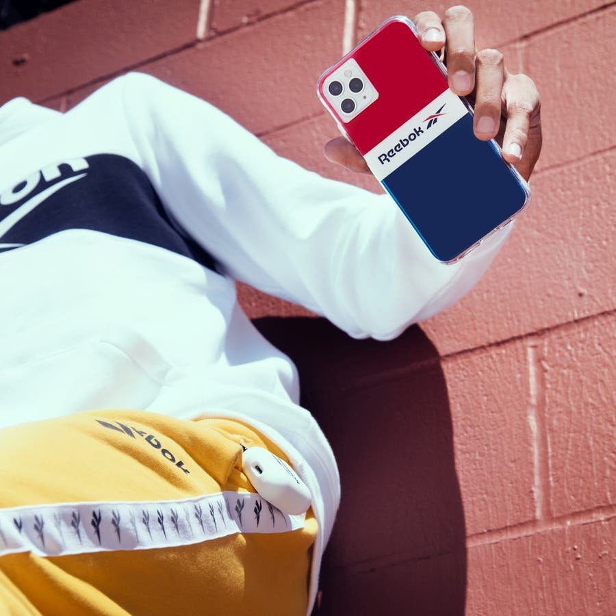 Reebok x Case-Mate Color-block Vector 2020 for iPhone 11 Pro / XS /X 6