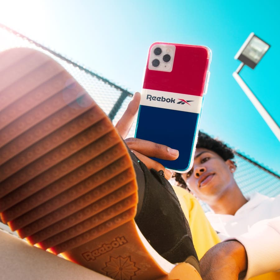 Reebok x Case-Mate Color-block Vector 2020 for iPhone 11 Pro / XS /X 7
