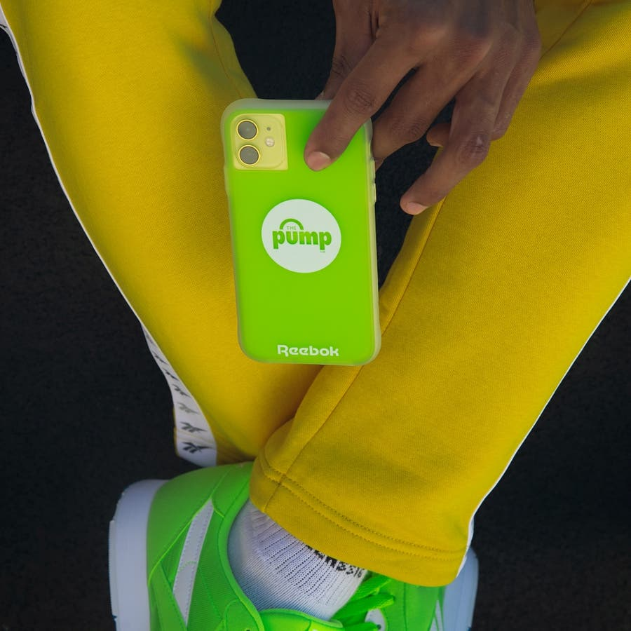 Reebok x Case-Mate pump 30th Anniversary for iPhone 11 Pro / XS / X 6