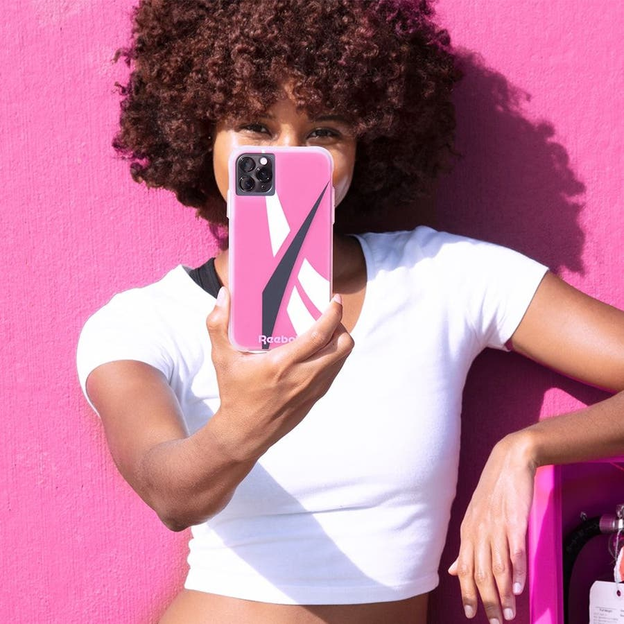 Reebok x Case-Mate Oversized Vector 2020 Pink for iPhone 11 Pro Max/ XS Max 7
