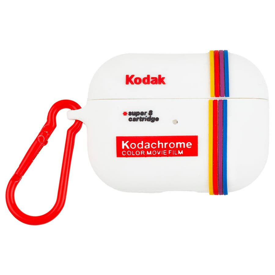 【コラボ・ワイヤレス充電OK】 AirPods Pro Kodak White 3