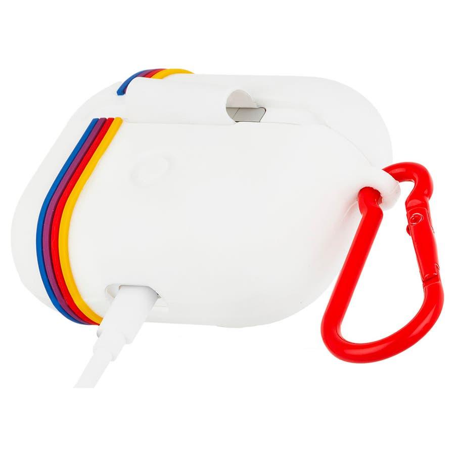 【コラボ・ワイヤレス充電OK】 AirPods Pro Kodak White 6