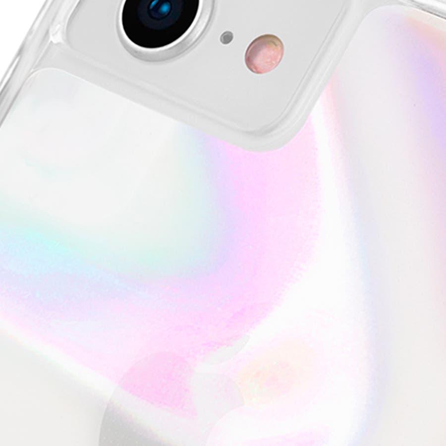 【iPhoneSE(第2世代)/8/7/6s/6対応 シャボン玉をイメージ】 Soap Bubble 1