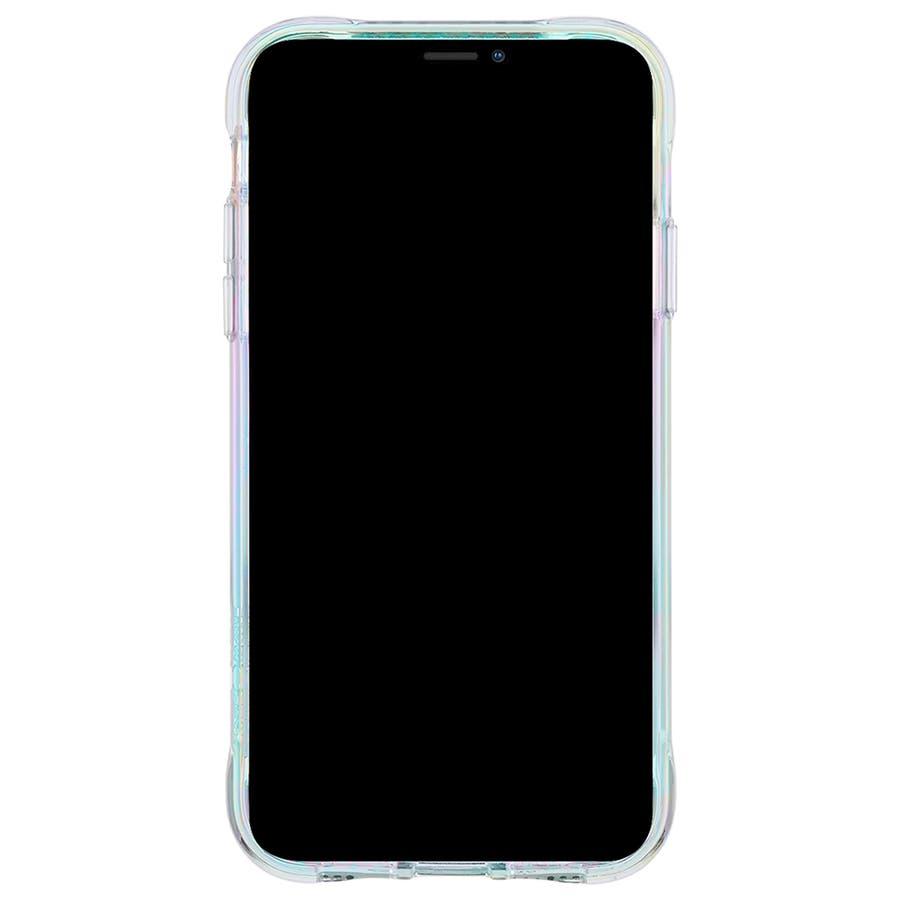 【キラキラと光るイリデセントカラー・握り心地◎】iPhone 11 / iPhone XR Case Tough Groove -Iridescent 5