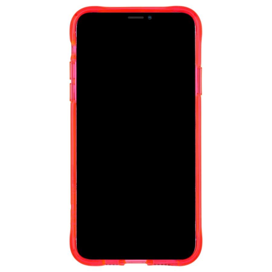 【ワールドワイドで大人気のネオンカラー】iPhone 11 / iPhone XR Case Tough NEON -Green/Pink 5