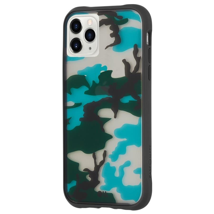 【迷彩柄ケースで周囲に溶け込もう】iPhone 11 Pro Max Case Tough - Camo 3