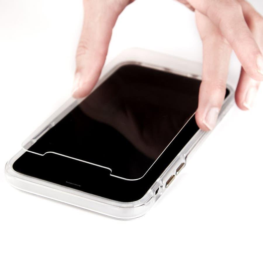 【液晶画面を保護する硬度9Hの強化ガラスフィルム】iPhone 11 Case Standard Glass ScreenProtector - Clear 3