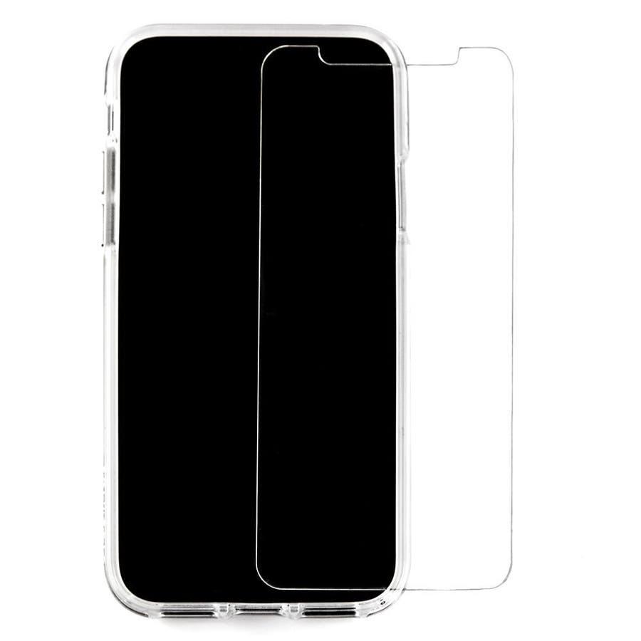 【液晶画面を保護する硬度9Hの強化ガラスフィルム】iPhone 11 Pro Max Case Standard GlassScreen Protector - Clear 2