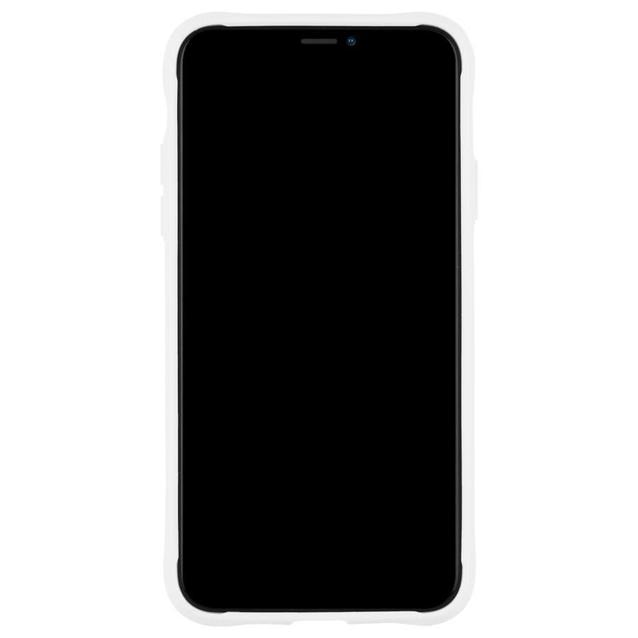 【世界のセレブが認めるデザイナー作品】iPhone 11 Pro Max Case PRABAL GURUNG ToughFeminist - White 5