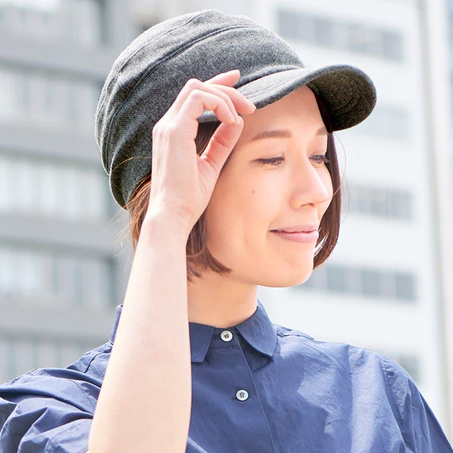 シンプル ステッチ スエット ワークキャップ | メンズ レディース 春 夏 春夏 春用 夏用 コットン 綿 帽子 キャップ 日よけ日除け 日よけ帽子 かわいい おしゃれ 可愛い UV 紫外線対策 日焼け防止 男性 女性 スウェット 無地 アウトドア 登山 夏の帽子 8