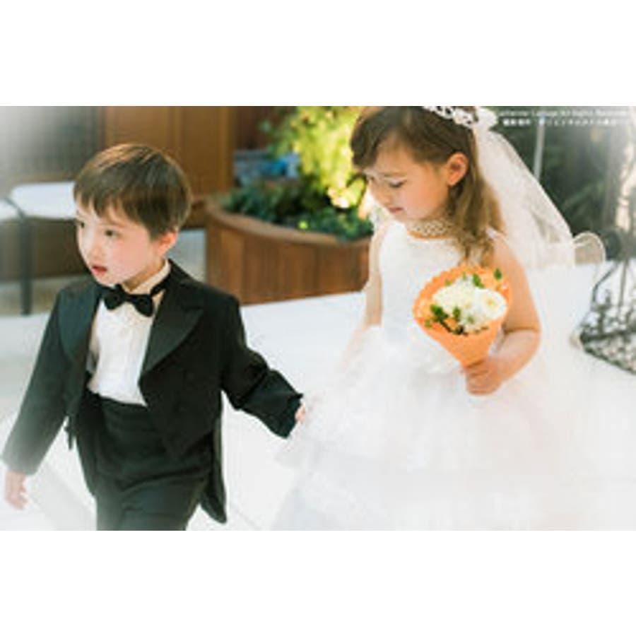 b707bacf226bc 子どもドレス子供タキシード5点フルセットスーツベビー燕尾服フォーマル男の子男児結婚式 · Catherine Cottageのフォーマルウェア  タキシード
