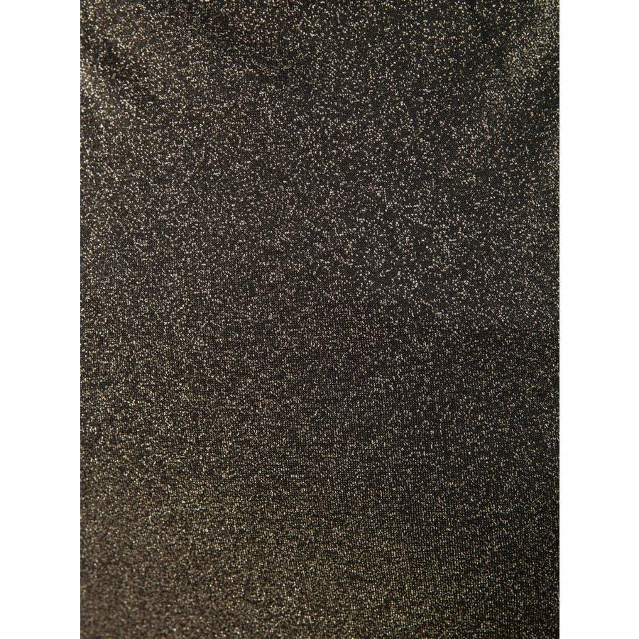 ラメミニスカート 7