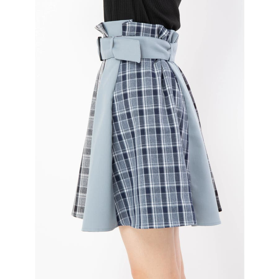ブロッキングスカート 3