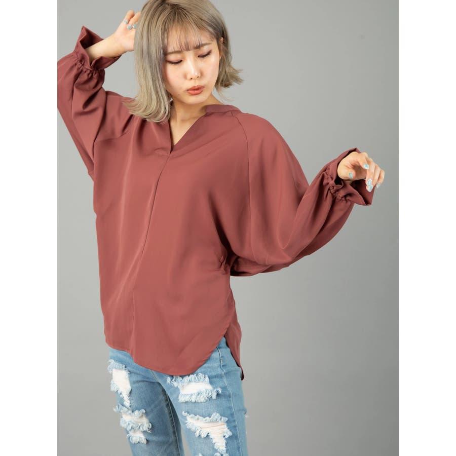 キャンディスリーブシャツ 97
