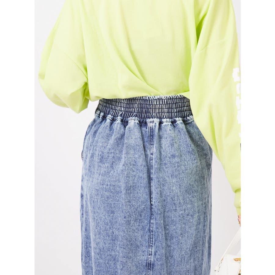 リングバックルタイトスカート 3