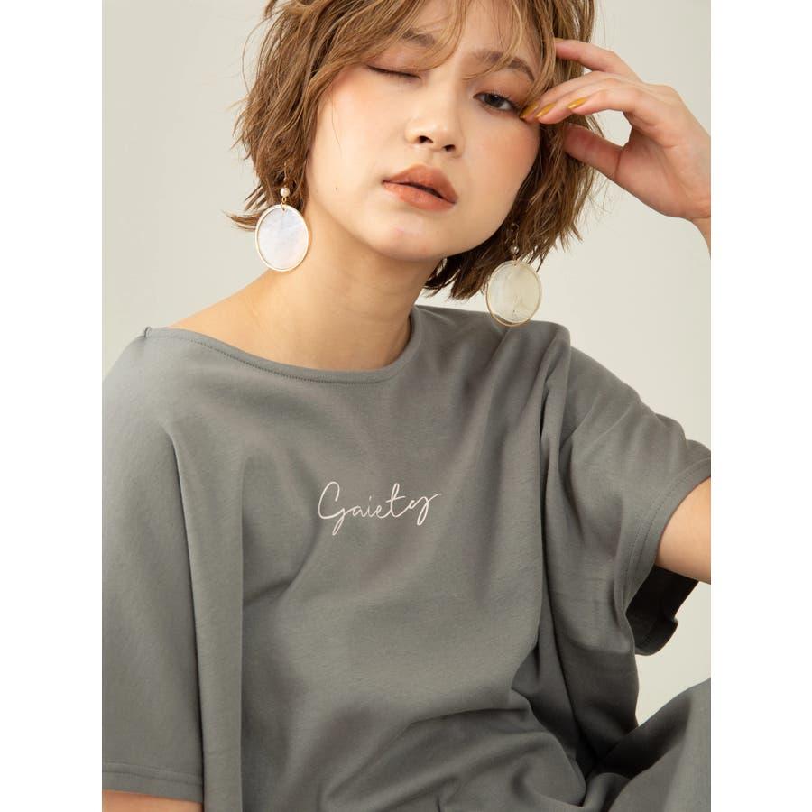 チビロゴビッグTシャツ 53