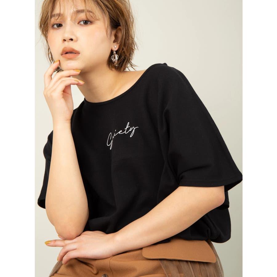 チビロゴビッグTシャツ 21