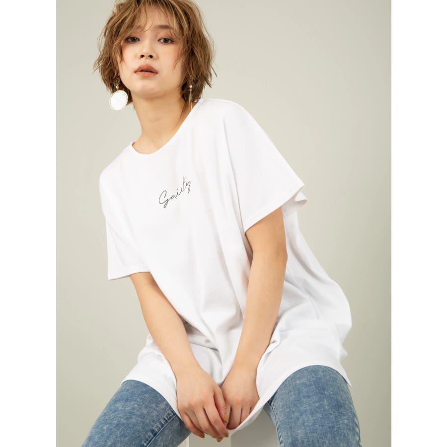 チビロゴビッグTシャツ 2