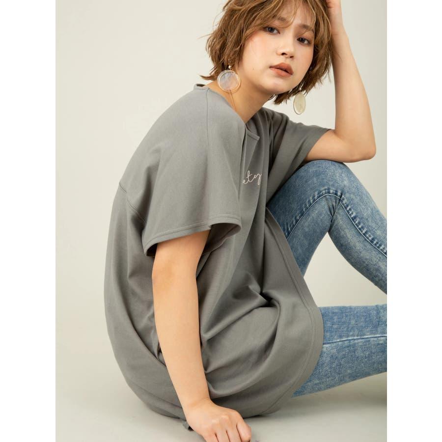 チビロゴビッグTシャツ 4