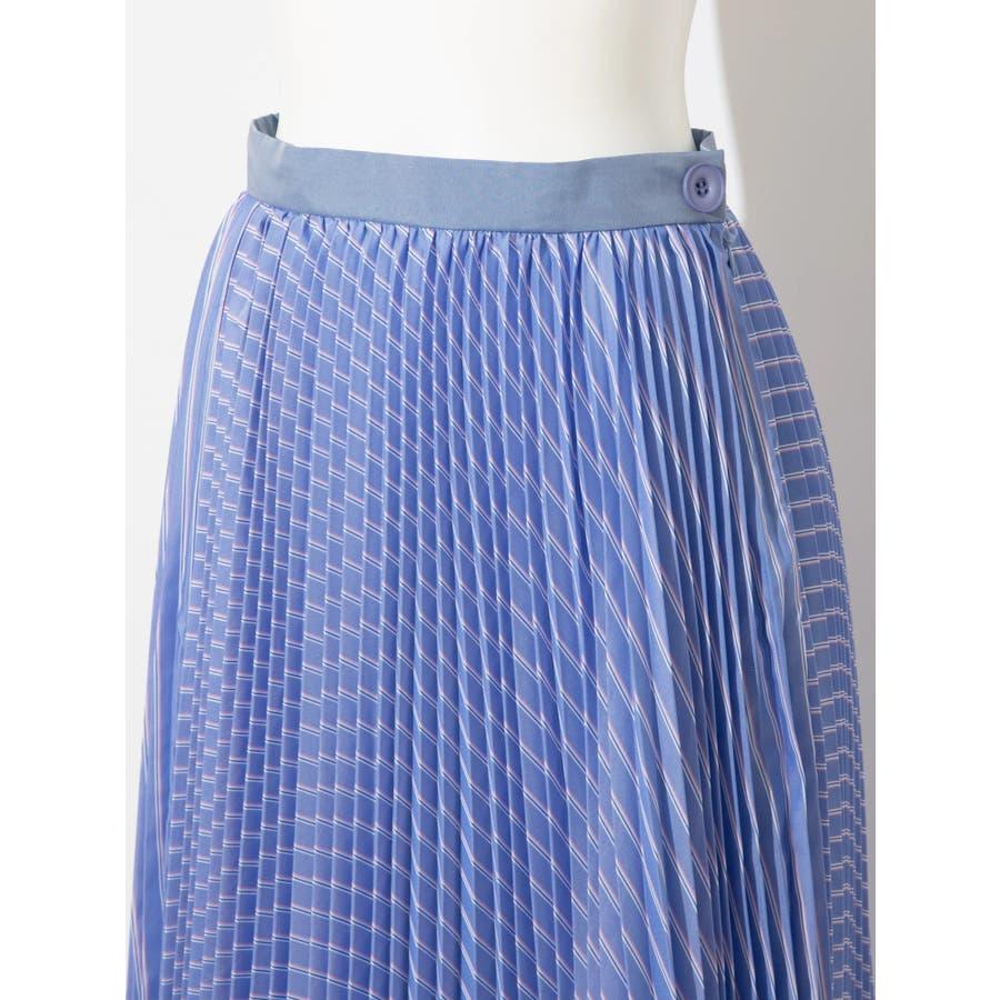 オーガンジープリーツスカート 2