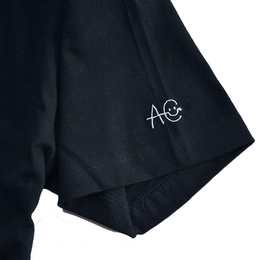 [セット(大人)]ジャガードロゴソックス×アニマルロゴTシャツ 10
