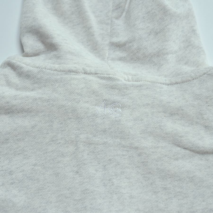 [セット(大人)]オリジナルロゴジップアップパーカー×アニマルロゴTシャツ 10