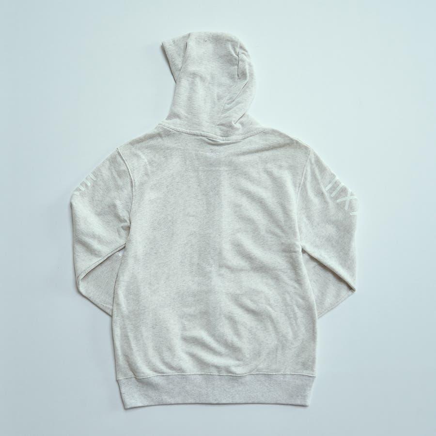 [セット(大人)]オリジナルロゴジップアップパーカー×アニマルロゴTシャツ 7