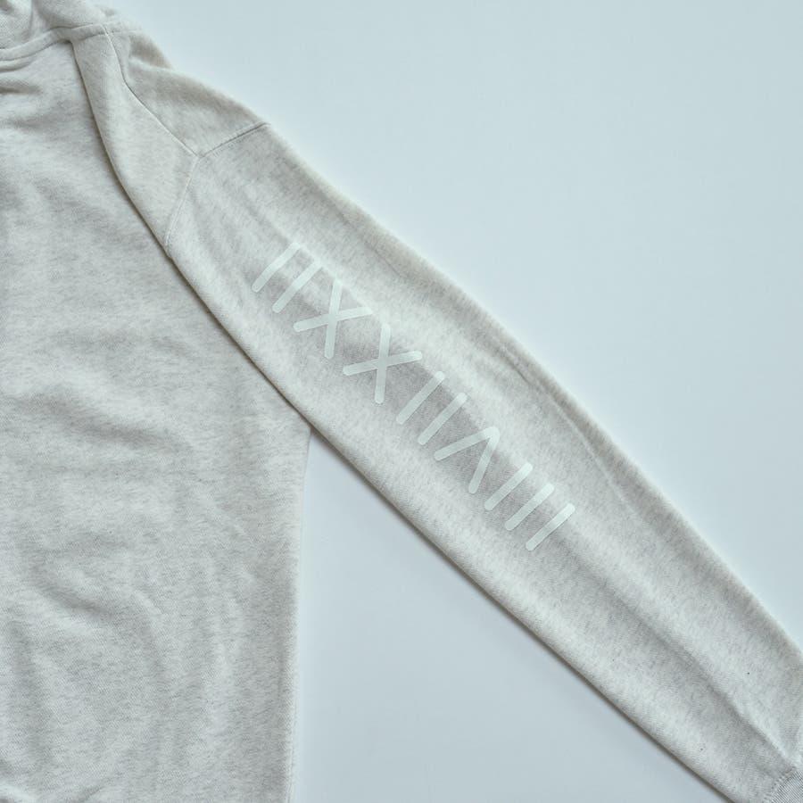 [セット(大人)]オリジナルロゴジップアップパーカー×アニマルロゴTシャツ 9