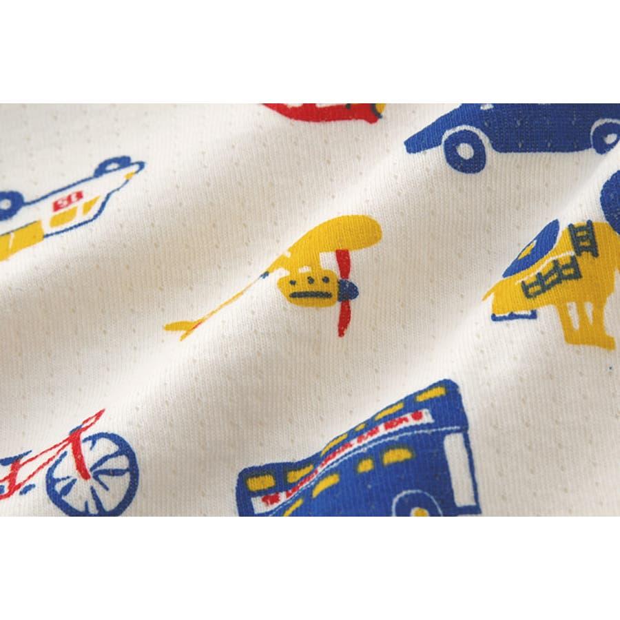 クルマいっぱいレギンス赤ちゃん 服 ベビー服 子供 下着 レギンス男の子 車柄 長ズボンスパッツ ズボン パンツ チャックルベビー 4