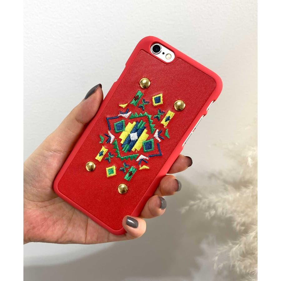 スマホケース iPhone7 iPhone8 iPhonex iPhone ケース iPhone6 6 6Plus 7 7Plus88Plus スマホケース x iPhoneケース iphoneカバー ブラック かわいい オルテガ柄 スマホカバー おしゃれ 刺繍SE2 ipc92 94