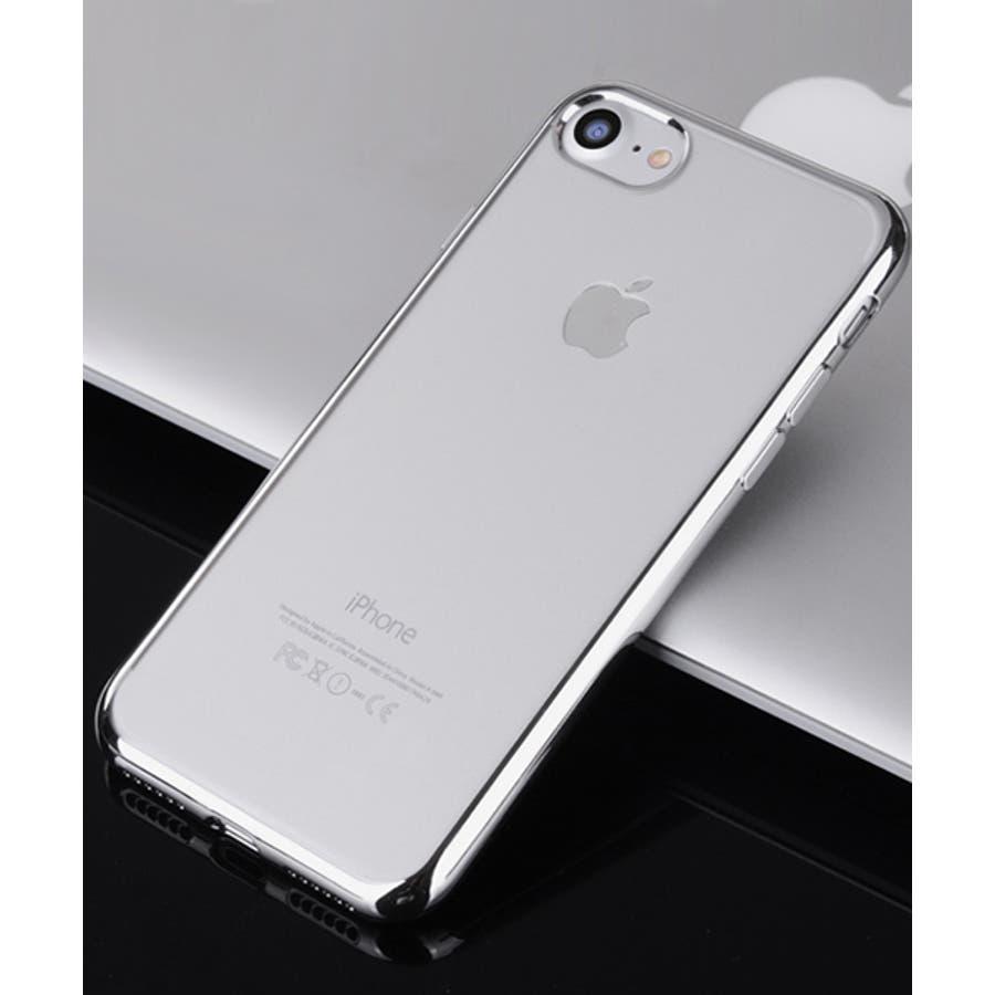 スマホケース iPhone7 iPhone8 iPhonex iPhone ケース iPhone6 6 6Plus 7 7Plus88Plus スマホケース x iPhoneケース iphoneカバー かわいい スマホケース スマホカバー おしゃれバンパー風背面クリア メタリック SE2 ipc169 5