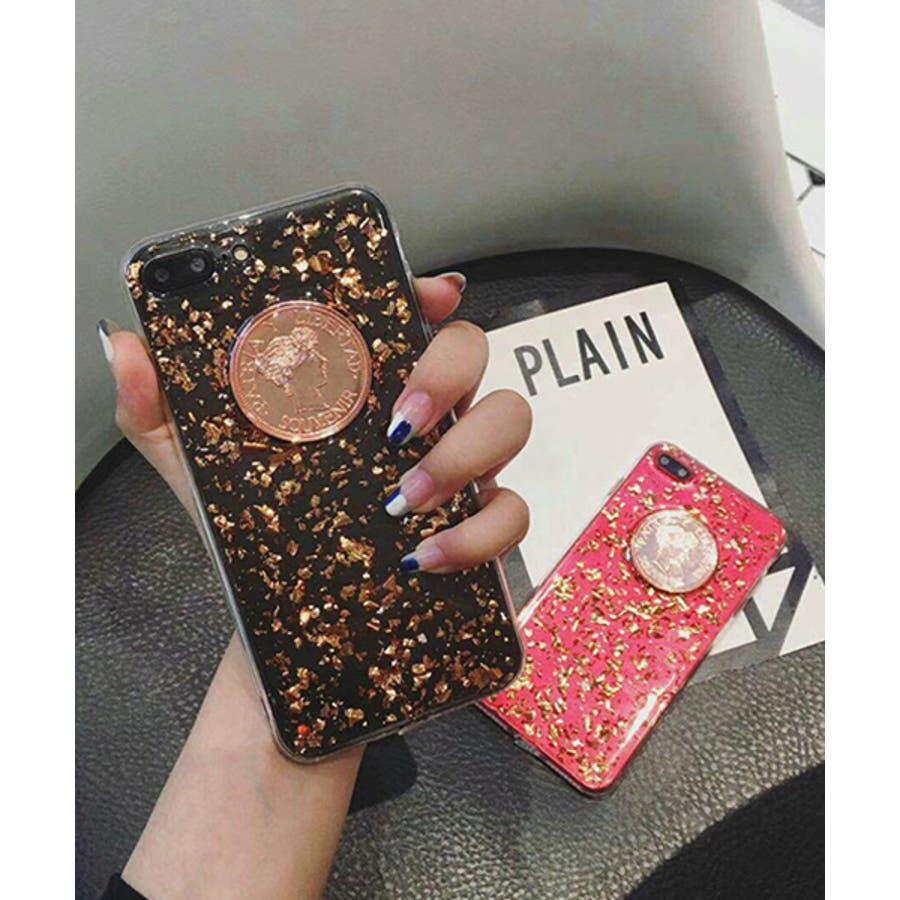 スマホケース iPhone7 iPhone8 iPhonex iPhone ケース iPhone6 6 6Plus 7 7Plus88Plus スマホケース x iPhoneケース アイフォン かわいい スマホケース スマホカバー ケース おしゃれ コインクリアキラキラ シルバー SE2 ipc202 4