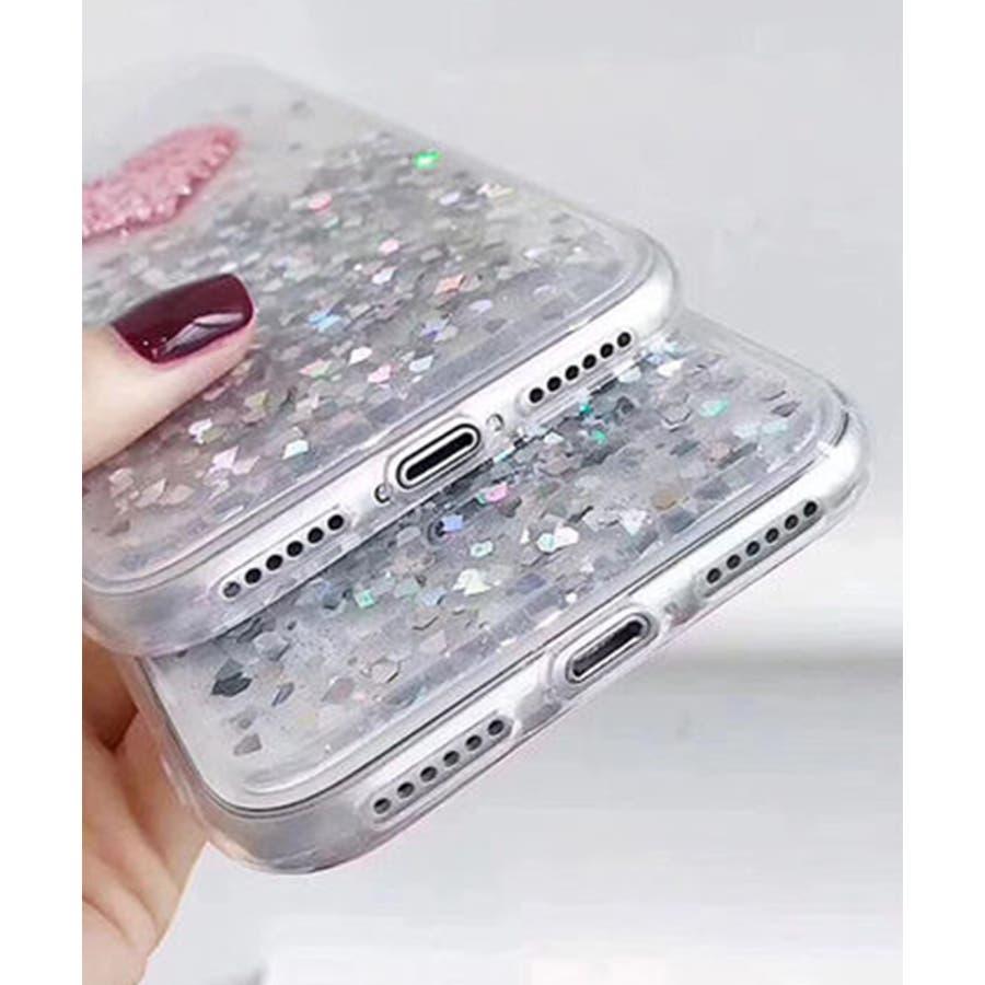 スマホケース iPhone7 iPhone8 iPhonex iPhone ケース iPhone6 6 6Plus 7 7Plus88Plus スマホケース x iPhoneケース iphoneカバー かわいい スマホカバー おしゃれ キラキラ レッド ピンクラメ グリッター スパンコール SE2 ipc221 6