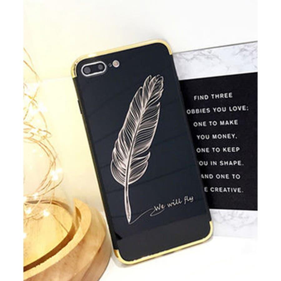 スマホケース iPhone7 iPhone8 iPhonex iPhone ケース iPhone6 6 6Plus 7 7Plus88Plus スマホケース x iPhoneケース iphoneカバー かわいい スマホケース スマホカバー おしゃれ 羽フェザーネイティブ ブラック ピンク ミラー SE2 ipc233 21