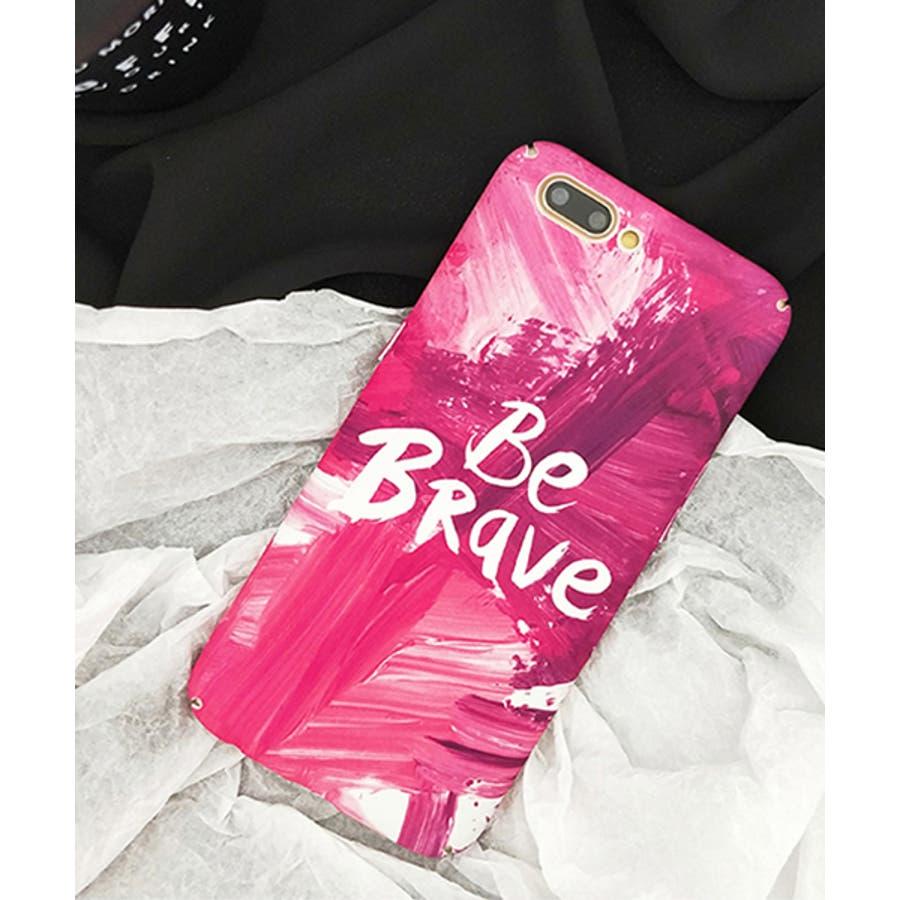 スマホケース iPhone7 iPhone8 iPhonex iPhone ケース iPhone6 6 6Plus 7 7Plus 88Plus スマホケース x iPhoneケース iphoneカバー かわいい スマホケース スマホカバー おしゃれ ピンク ペイントペンキ 筆 メッセージ ロゴ レタリング SE2 ipc258 2