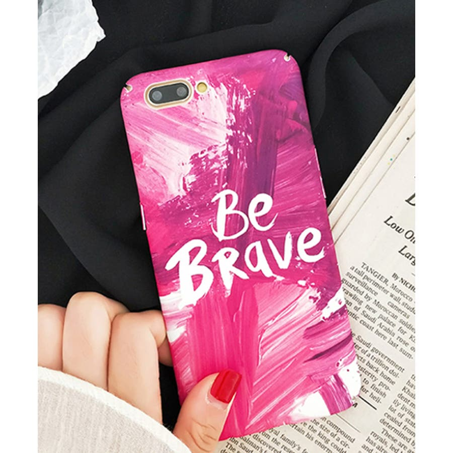 スマホケース iPhone7 iPhone8 iPhonex iPhone ケース iPhone6 6 6Plus 7 7Plus 88Plus スマホケース x iPhoneケース iphoneカバー かわいい スマホケース スマホカバー おしゃれ ピンク ペイントペンキ 筆 メッセージ ロゴ レタリング SE2 ipc258 4