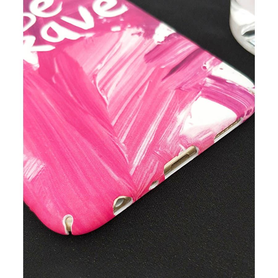 スマホケース iPhone7 iPhone8 iPhonex iPhone ケース iPhone6 6 6Plus 7 7Plus 88Plus スマホケース x iPhoneケース iphoneカバー かわいい スマホケース スマホカバー おしゃれ ピンク ペイントペンキ 筆 メッセージ ロゴ レタリング SE2 ipc258 6