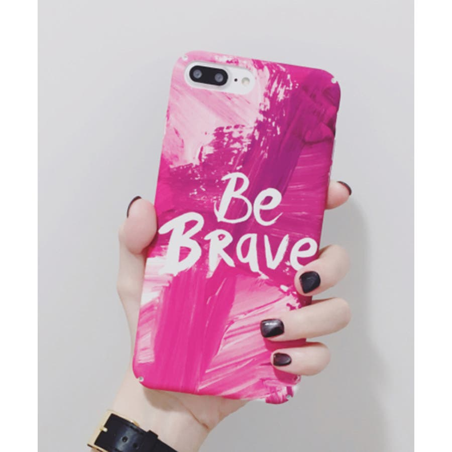 スマホケース iPhone7 iPhone8 iPhonex iPhone ケース iPhone6 6 6Plus 7 7Plus 88Plus スマホケース x iPhoneケース iphoneカバー かわいい スマホケース スマホカバー おしゃれ ピンク ペイントペンキ 筆 メッセージ ロゴ レタリング SE2 ipc258 8