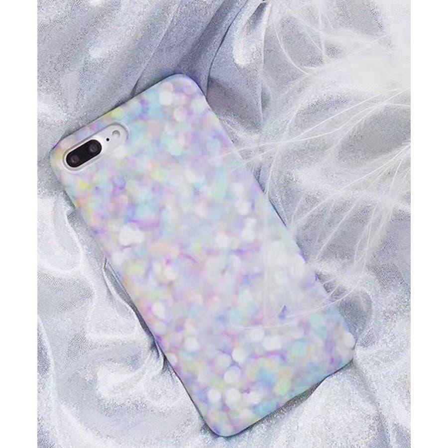 スマホケース iPhone7 iPhone8 iPhonex iPhone ケース iPhone6 6 6Plus 7 7Plus 88Plus スマホケース x iPhoneケース iphoneカバー かわいい スマホケース スマホカバー おしゃれ パープル ドット水玉 シャボン玉 風 オーロラ SE2 ipc272 4