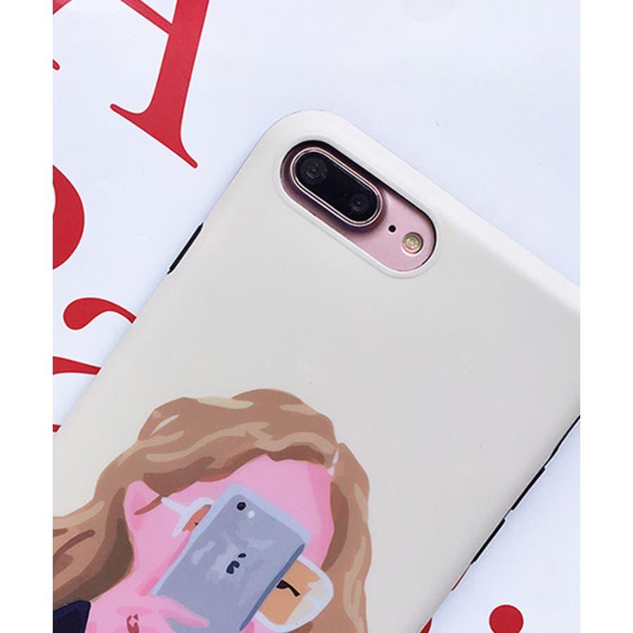 スマホケース iPhone7 iPhone8 iPhonex iPhone ケース iPhone6 6 6Plus 7 7Plus 88Plus x iPhoneケース アイフォン かわいい スマホカバー おしゃれ スマートフォンカバー iphoneケース 女の子イラスト SE2 ipc302 7