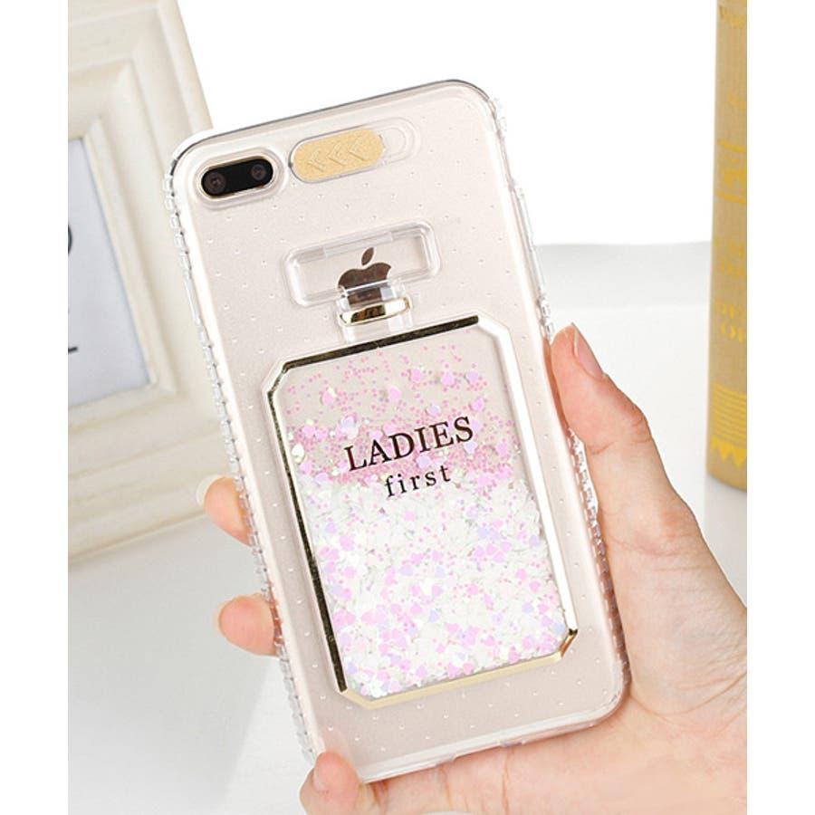 スマホケース iPhone7 iPhone8 iPhonex iPhone ケース iPhone6 6 6Plus 7 7Plus 88Plus x iPhoneケース アイフォン かわいい スマホカバー おしゃれ スマートフォンカバー iphoneケース 香水キラキラ SE2 ipc309 16