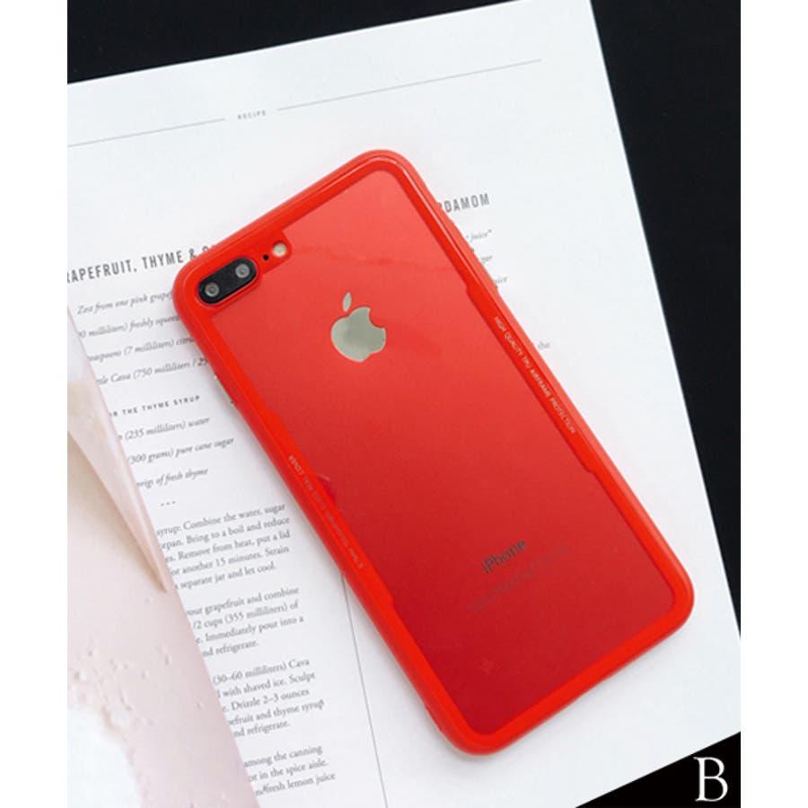 スマホケース iPhone7 iPhone8 iPhonex iPhone ケース iPhone6 6 6Plus 7 7Plus88Plus x iPhoneケース アイフォン かわいい スマホカバー おしゃれ スマートフォンカバー iphoneケースサイドカラー クリア フレーム バンパー SE2 ipc334 94